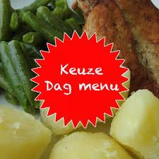 Dag menu